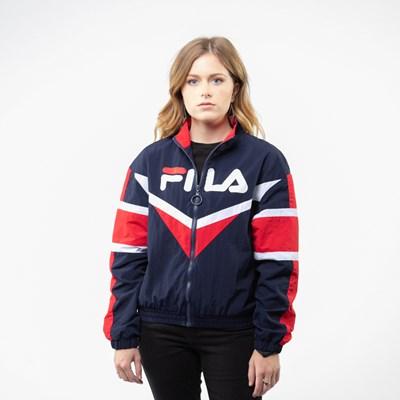 Main view of Womens Fila Jolie Windbreaker Jacket