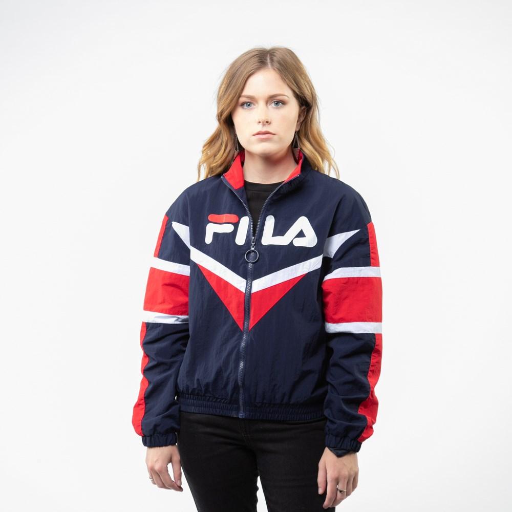 Womens Fila Jolie Windbreaker Jacket