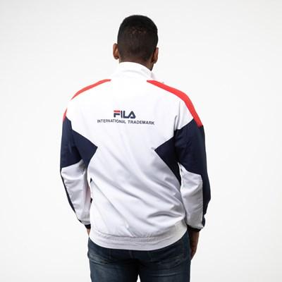 Alternate view of Mens Fila Oliviero Windbreaker Jacket