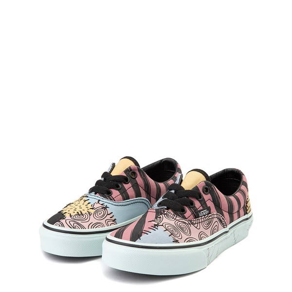 alternate image alternate view Vans x The Nightmare Before Christmas Era Sally Skate Shoe - Little Kid / Big KidALT3
