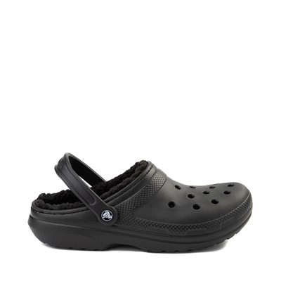Main view of Crocs Classic Fuzz-Lined Clog