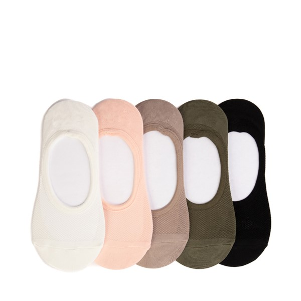 Main view of Womens Mesh Liners 5 Pack - Multi