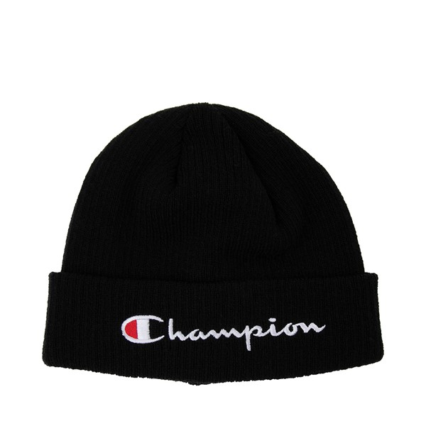 Main view of Champion Pivot 2.0 Beanie - Black