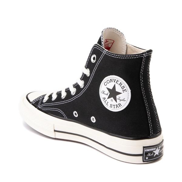 alternate image alternate view Converse Chuck 70 Hi Sneaker - Black / ParchmentALT2
