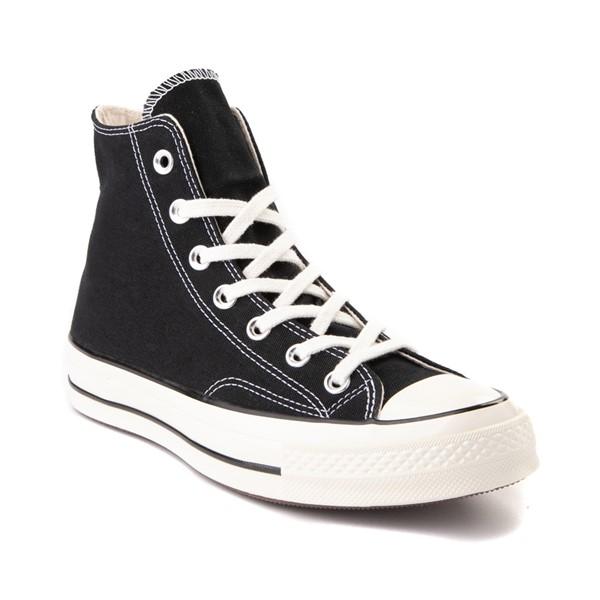 alternate image alternate view Converse Chuck 70 Hi Sneaker - Black / ParchmentALT5