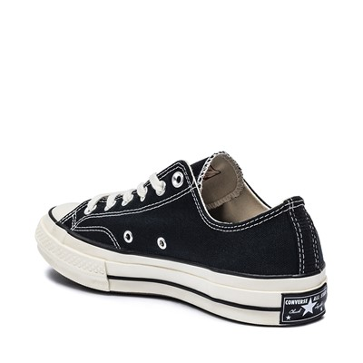 Alternate view of Converse Chuck 70 Lo Sneaker - Black / Parchment