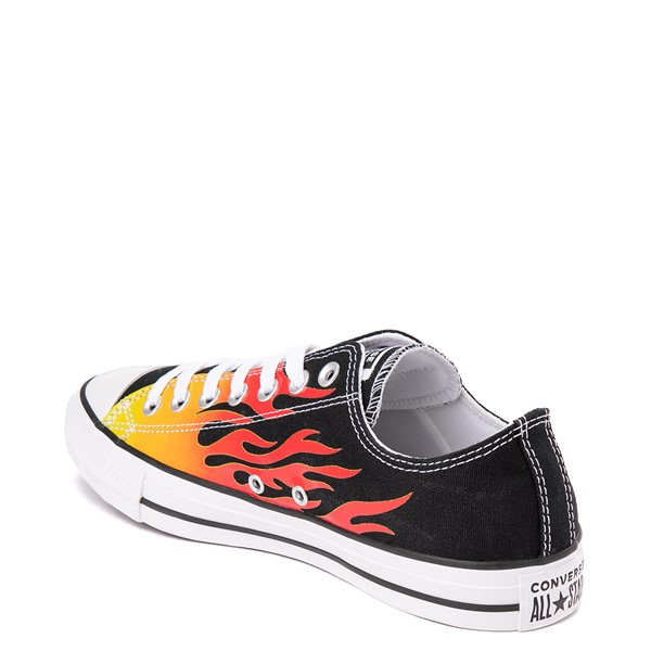alternate image alternate view Converse Chuck Taylor All Star Lo Flames SneakerALT1