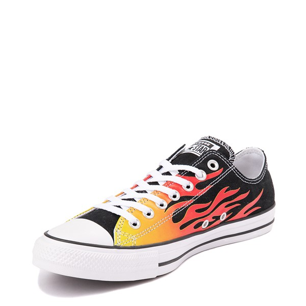 alternate image alternate view Converse Chuck Taylor All Star Lo Flames SneakerALT2
