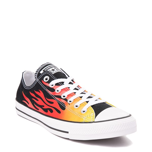alternate image alternate view Converse Chuck Taylor All Star Lo Flames SneakerALT5