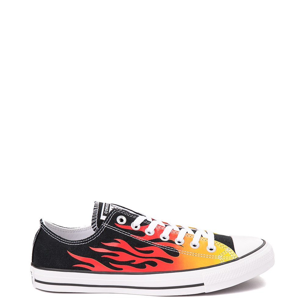 Converse Chuck Taylor All Star Lo Flames Sneaker