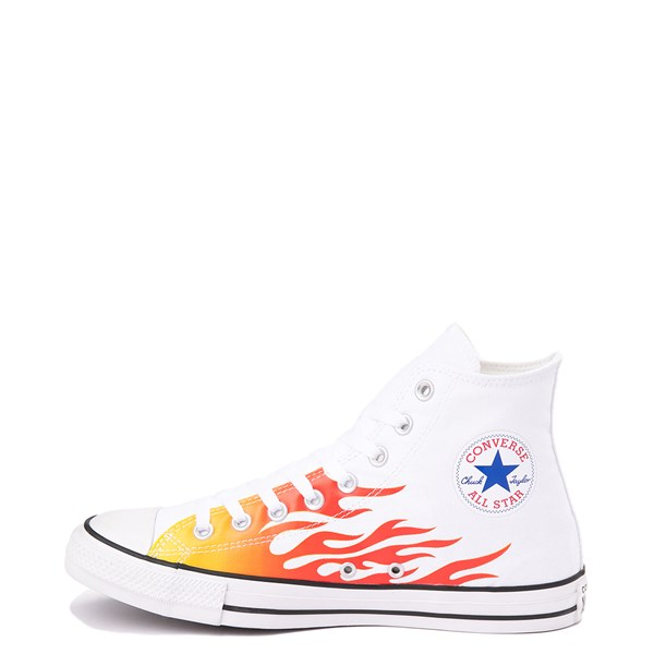 alternate image alternate view Converse Chuck Taylor All Star Hi Flames SneakerALT1