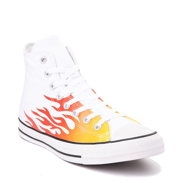 alternate image alternate view Converse Chuck Taylor All Star Hi Flames SneakerALT1B