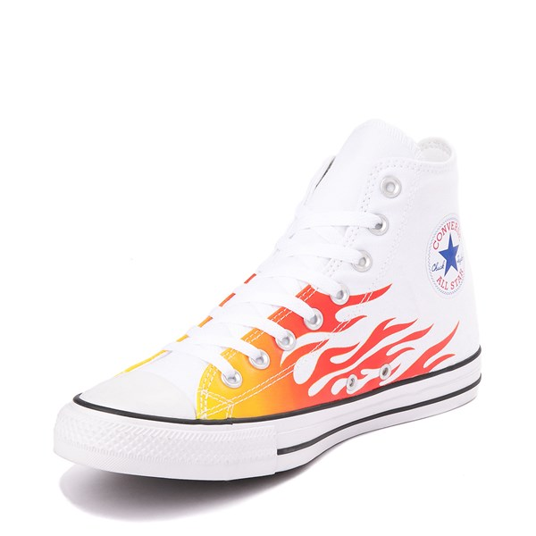 alternate image alternate view Converse Chuck Taylor All Star Hi Flames SneakerALT3