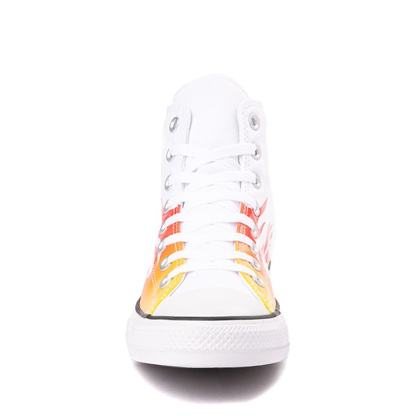 alternate image alternate view Converse Chuck Taylor All Star Hi Flames SneakerALT4