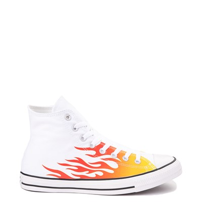 Main view of Converse Chuck Taylor All Star Hi Flames Sneaker