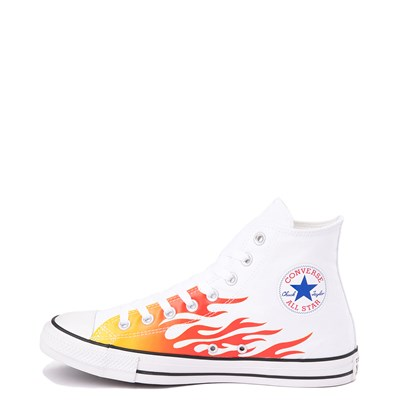 Alternate view of Converse Chuck Taylor All Star Hi Flames Sneaker