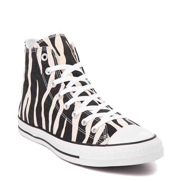 alternate image alternate view Converse Chuck Taylor All Star Hi Zebra SneakerALT1B