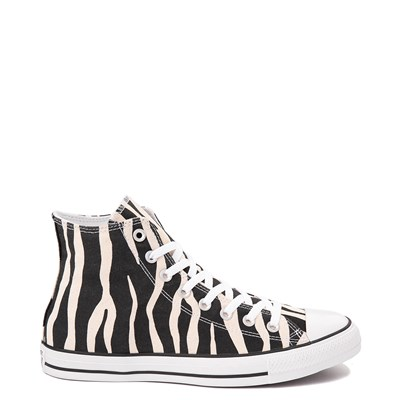 Main view of Converse Chuck Taylor All Star Hi Zebra Sneaker