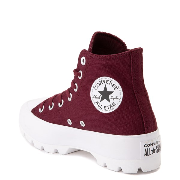 alternate image alternate view Womens Converse Chuck Taylor All Star Hi Lugged SneakerALT2