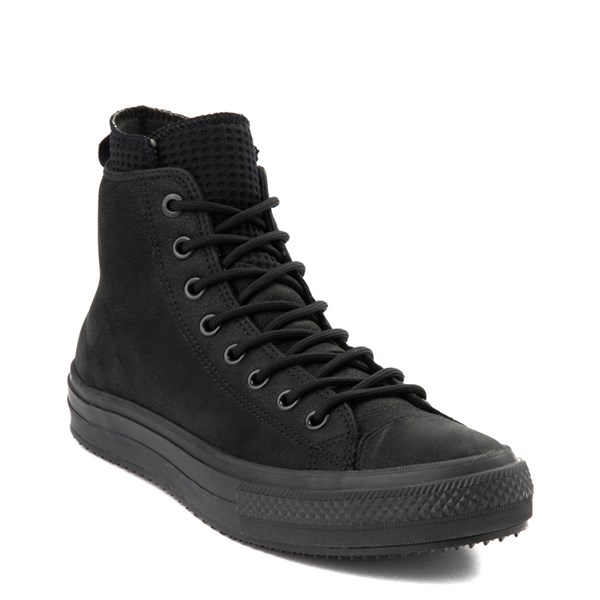 alternate image alternate view Converse Chuck Taylor All Star Sneaker Boot - BlackALT1B