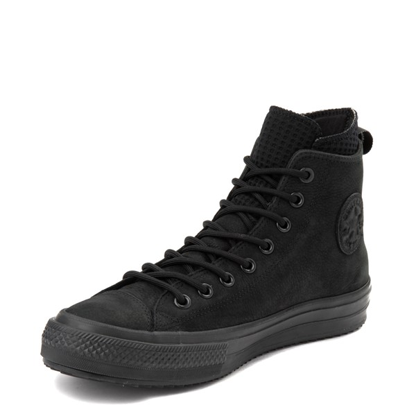 alternate image alternate view Converse Chuck Taylor All Star Sneaker Boot - BlackALT2