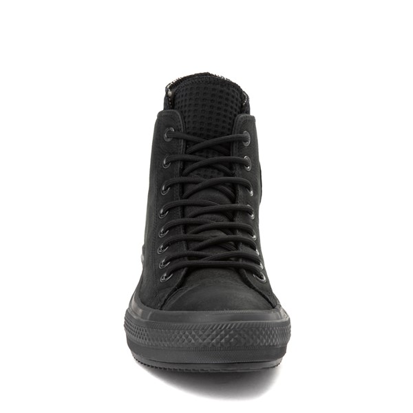 alternate image alternate view Converse Chuck Taylor All Star Sneaker Boot - BlackALT4