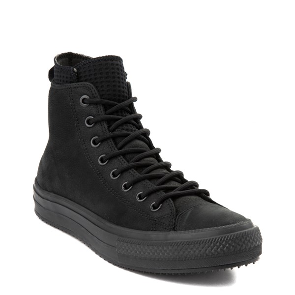 alternate image alternate view Converse Chuck Taylor All Star Sneaker Boot - BlackALT5