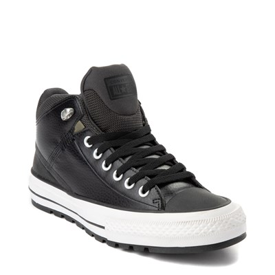 Alternate view of Converse Chuck Taylor All Star Street Sneaker Boot - Black / Storm Wind