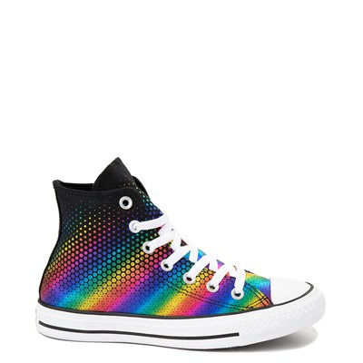 Main view of Womens Converse Chuck Taylor All Star Hi Kaleidoscope Sneaker