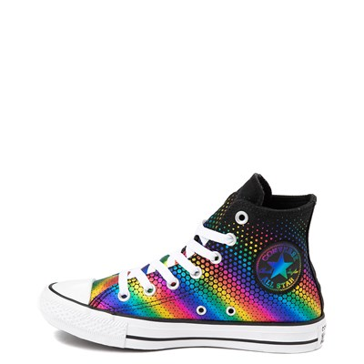 Alternate view of Womens Converse Chuck Taylor All Star Hi Kaleidoscope Sneaker