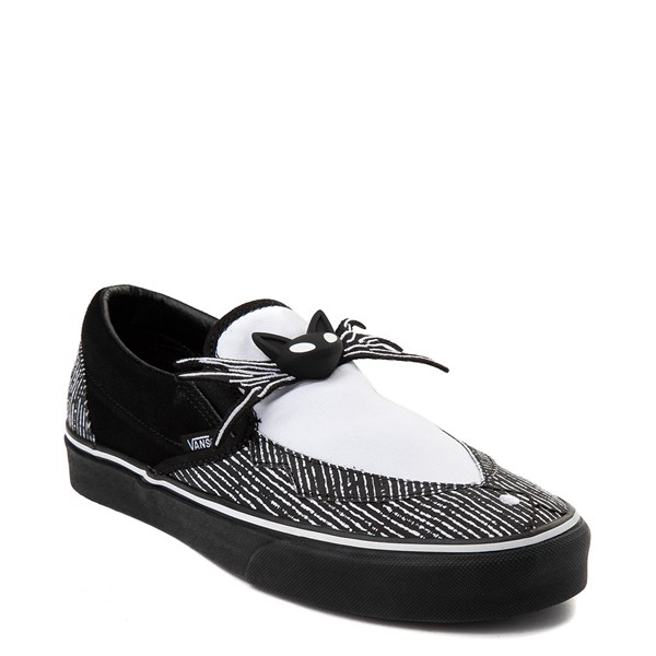 alternate image alternate view Vans x The Nightmare Before Christmas Slip On Jack Skellington Skate ShoeALT1