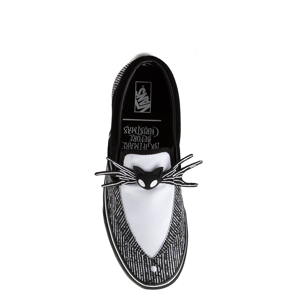 Vans x The Nightmare Before Christmas Slip On Jack Skellington Skate Shoe