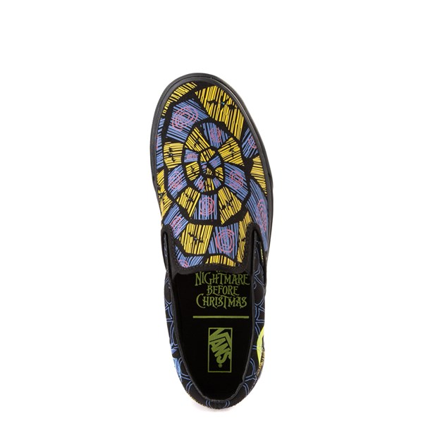 alternate image alternate view Vans x The Nightmare Before Christmas Slip On Oogie Boogie Skate ShoeALT1