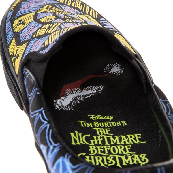 alternate image alternate view Vans x The Nightmare Before Christmas Slip On Oogie Boogie Skate ShoeALT1D