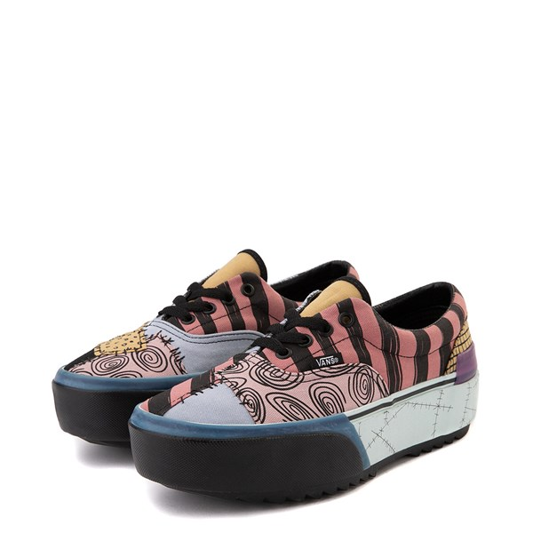 alternate image alternate view Vans x The Nightmare Before Christmas Era Sally Platform Skate ShoeALT3