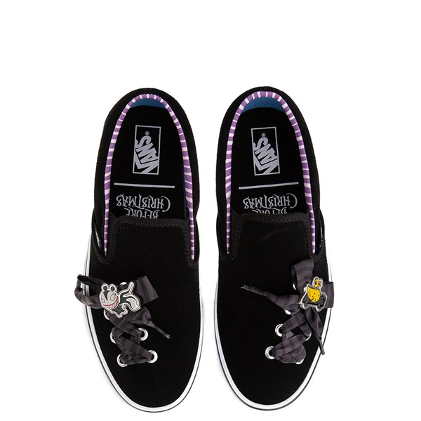 Vans x The Nightmare Before Christmas Slip On Haunted Toys Skate Shoe