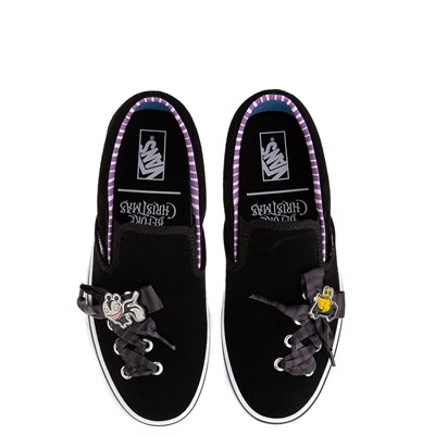 Main view of Vans x The Nightmare Before Christmas Slip On Haunted Toys Skate Shoe