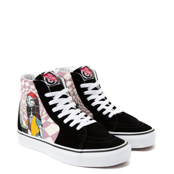 alternate image alternate view Vans x The Nightmare Before Christmas Sk8 Hi Sally's Potion Skate ShoeALT1C