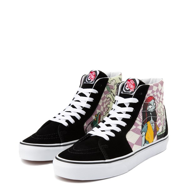 alternate image alternate view Vans x The Nightmare Before Christmas Sk8 Hi Sally's Potion Skate ShoeALT3