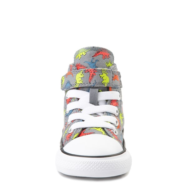 alternate image alternate view Converse Chuck Taylor All Star 1V Hi Dinoverse Sneaker - Baby / ToddlerALT4