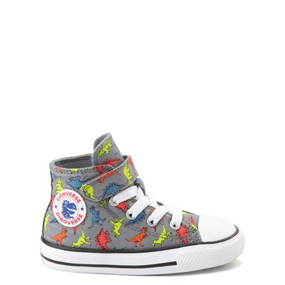 Main view of Converse Chuck Taylor All Star 1V Hi Dinoverse Sneaker - Baby / Toddler