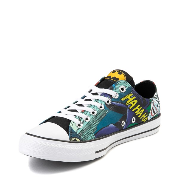 alternate image alternate view Converse Chuck Taylor All Star Lo DC Comics Batman SneakerALT2