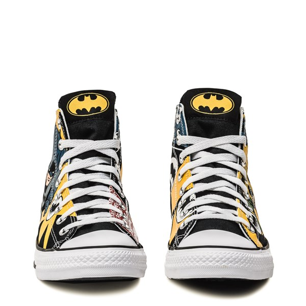 alternate image alternate view Converse Chuck Taylor All Star Hi DC Comics Batman SneakerALT4