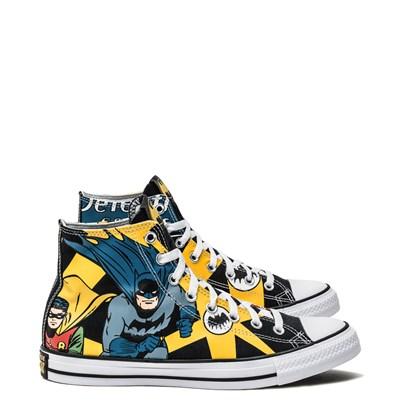 Main view of Converse Chuck Taylor All Star Hi DC Comics Batman Sneaker