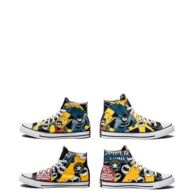Alternate view of Converse Chuck Taylor All Star Hi DC Comics Batman Sneaker