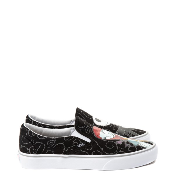 alternate image alternate view Vans x The Nightmare Before Christmas Slip On Jack & Sally Skate ShoeALT1