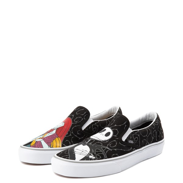 alternate image alternate view Vans x The Nightmare Before Christmas Slip On Jack & Sally Skate ShoeALT3