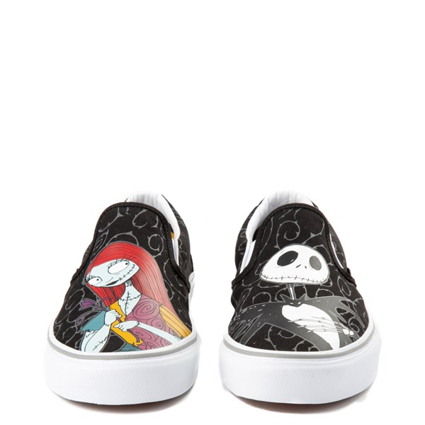 alternate image alternate view Vans x The Nightmare Before Christmas Slip On Jack & Sally Skate ShoeALT4