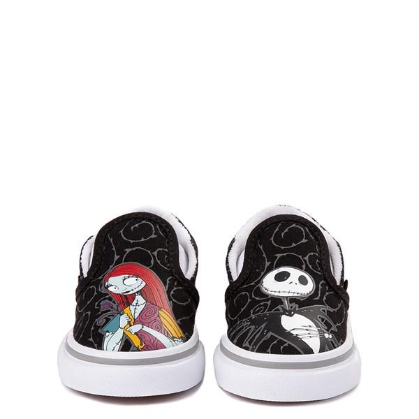 alternate image alternate view Vans x The Nightmare Before Christmas Slip On Jack & Sally Skate Shoe - Baby / ToddlerALT4