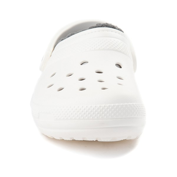 alternate image alternate view Crocs Classic Fuzz-Lined ClogALT4